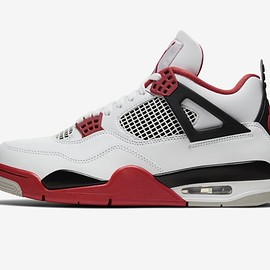 "NIKE - NIKE AIR JORDAN 4 OG ""Fire Red"""