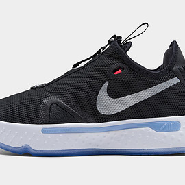 NIKE - PG 4 - Black/White/LT Smoke Grey