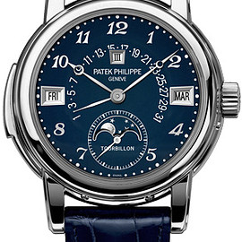 PATEK PHILIPPE - 5016A owned by Brad Pitt