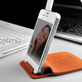 iPhone Carbon Wood Cover