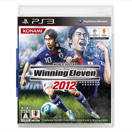 KONAMI - World Soccer Winning Eleven 2012