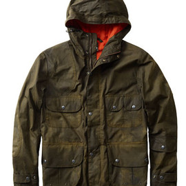 H&M - Mauritz Archive Collection Waxed Cotton Jacket