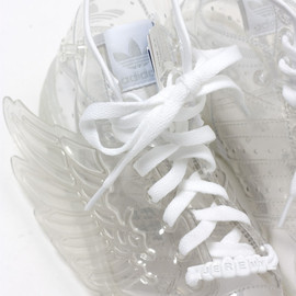 adidas - Clear Winged Adidas