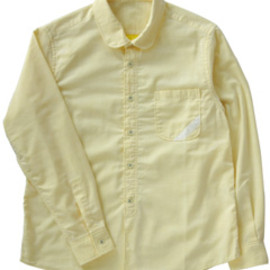 PHINGERIN - Filmy Shirt (yellow)