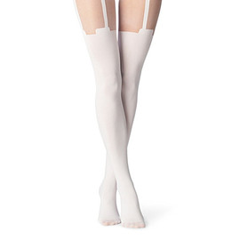 HOUSE OF HOLLAND - Super suspender tights
