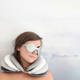 Constance Guisset - Travel Collar and Sleep Glasses