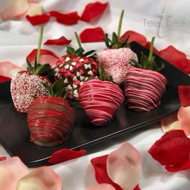 Valentine's Day - Chocolate Covered Strawberries