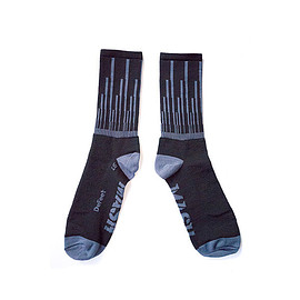 MASH - MASH DARK PARALLAX HIGH SOCK