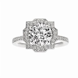 ハリーウィンストン - Belle by Harry Winston Ring