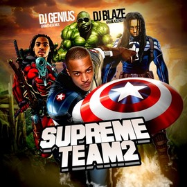 Various Artists - Supreme Team 2