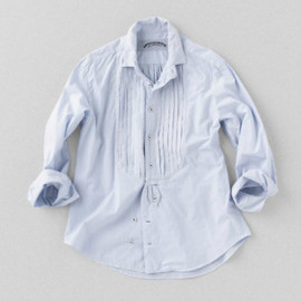 ARTS&SCIENCE - Pleated Front Shirt