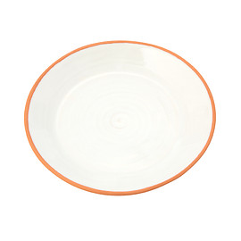 The Conran Shop - Dipped Terracotta Dessert Plate