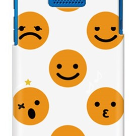 SECOND SKIN - uistore 「Smiley」 / for DIGNO DUAL 2 WX10K/WILLCOM