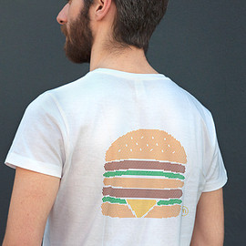 Colette, McDonald's - Hamburger T-Shirts