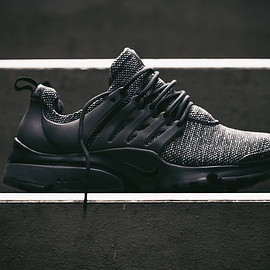 NIKE - Nike Air Presto Ultra Breathe Marled Black
