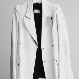 Maison Martin Margiela - PAINTED JACKET