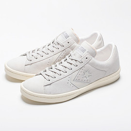 CONVERSE - PRO-LEATHER SUEDE OX