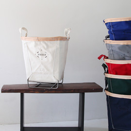 Steele - Canvas Basket Round Carry Baskets