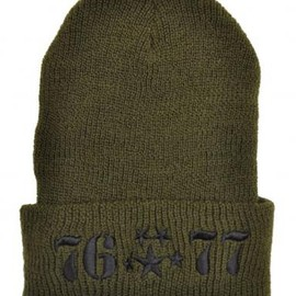 Winiche & Co. - Military Wool Knit Cap