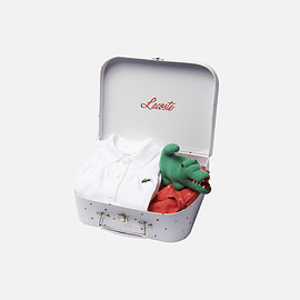 LACOSTE - バッグ付 ギフトセット (女児用)