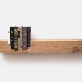 Religio by Mike & Maaike - Wooden block bookshelve