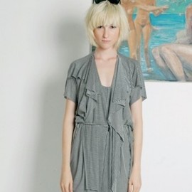 ANNTIAN - ANNTIAN JERSEY DRESS