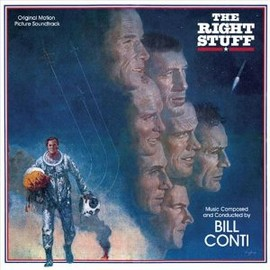 Bill Conti - The Right Stuff: Original Motion Picture Soundtrack - Limited Collector's Edition