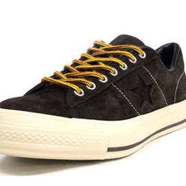 CONVERSE - ONE STAR J STURDY SU2 「made in JAPAN」 BRN