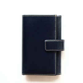 Whitehouse Cox - S9696 ZIP WALLET/Navy