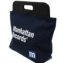 Manhattan Records - LPバッグ