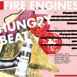 Fire Engines - Hungry Beat/Fire Engines : (Reissue)