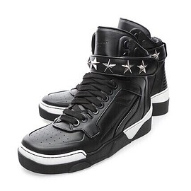 GIVENCHY - tyson star studs high-top