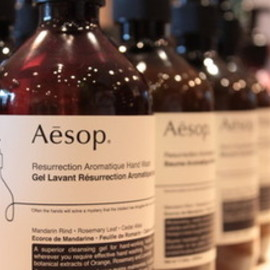 Aesop - shampoo,conditioner