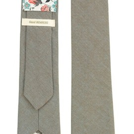 good heavens - earl grey tie