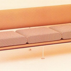 Lost Furniture Design Classics Alexander Girard Group Herman Miller Sofa