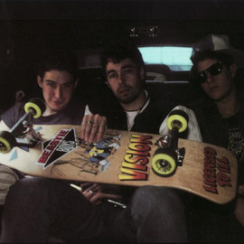 Vision  - Beastie Boys Licensed To Ill Skate Deck