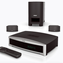 BOSE - 3・2・1GS Series III DVD home entertainment system