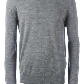 Dior Homme - blurry stripes pullover