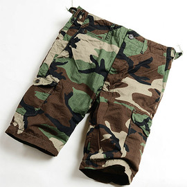 Engineered Garments - Murray Hill SHORT Camouflage