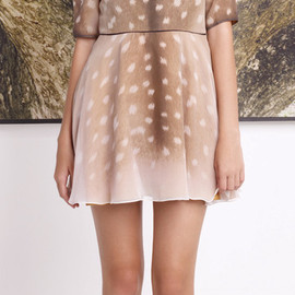 Sretsis - Oh, My Deer! Dress