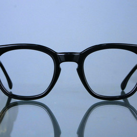 AMERICAN OPTICAL - BLACK 46-22