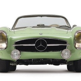 Mercedes-Benz - 300SL