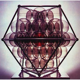 Buckminster Fuller - Closest Packing Of Spheres, 1980