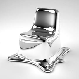Phillipp Aduatz - Melting Chair