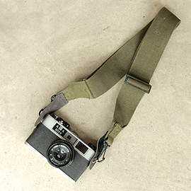 benlly's & job (U.S ARMY) - ARMY camera strap