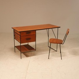 Muriel Coleman - Desk and Chair