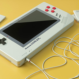 Florian Renner - Nintendo GAME BOY 1up