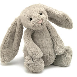 Bashful - Bunny Beige by Jellycat