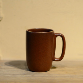 HEATH CERAMICS - Large Mug-Redwood