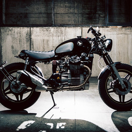 "M8 Design - Honda CX500 ""Betty"""
